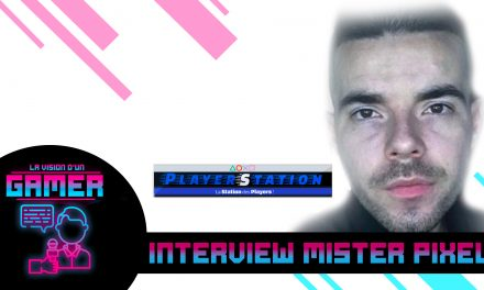 Interview de Mister Pixel