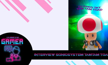 Interview de SonicSystem TAMTAM TOAD