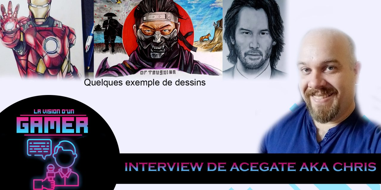 Interview de AceGate Chris