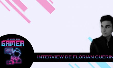 Interview de Florian Guérin