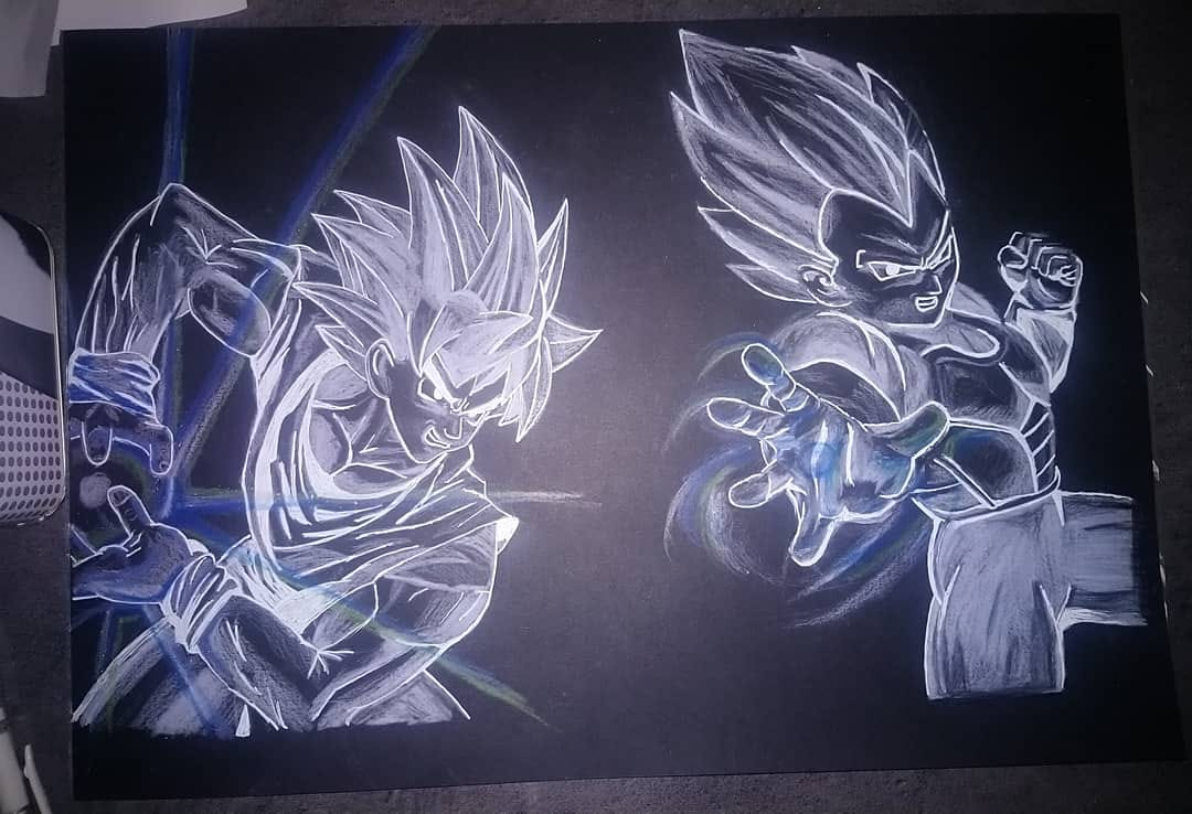 Dessin - Dragon Ball Z